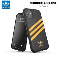 Case iPhone 11 Adidas Originals Moulded Soft Case - Black Gold