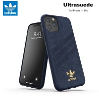 Case iPhone 11 Pro Adidas Originals Moulded Ultrasuede - Navy
