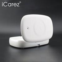 UV Sterilizer Box with Wireless Charging 10W iCarez - White