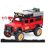 MINIAUTO DIECAST LAND ROVER DEFENDER 1:28 METAL COLLECTION Big Size