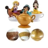 Princess LOL Surprised Egg Figure Set 3 Mainan Pajangan Miniatur FG675