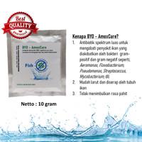 Obat Karantina Ikan & Antibiotik Ikan - BYO-AmoxCure 10 gr