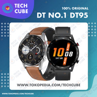 DT NO.1 DT95 Smartwatch Bluetooth Call Sport Heart Alt Microwear L13