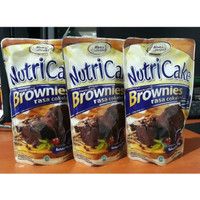Premiks / Nutri Cake / Brownies Rasa Cokelat