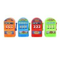 Mainan Jackpot Slot Machine Toy Mainan Anak Mainan Edukasi Mainan Slot
