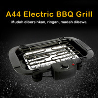Panggangan Elektrik Pemanggang BBQ Electric Barbeque Grill