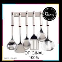 OXONE kitchen tools Ox963-spatula steinless