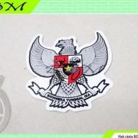 stiker sticker gambar lambang negara burung garuda 2