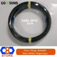 KABEL FO FIBER OPTIC DROP WIRE 1 CORE PRECON 50M