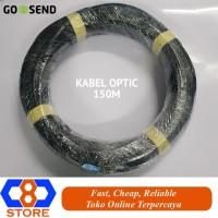 KABEL FO FIBER OPTIC DROP WIRE 1 CORE PRECON 150M