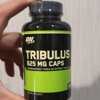 OPTIMUM NUTRITION TRIBULUS 625 MG / 100 CAPS / TESTO BOOSTER ORIGINAL