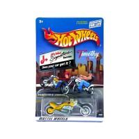 Hotwheels Murah Motor Blast Lane Jiffy Lube Kuning