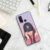 [New] Case Vivo Y30 Premium Material Silikon