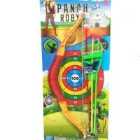 mainan Panah ROBYN/ mainan anak panah panahan set