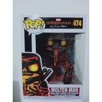 Funko Pop! Marvel Spider- Man Far From Home - Molten Man