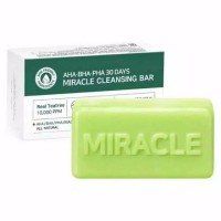 Some By Mi SOMEBYMI AHA BHA PHA 30 Days Miracle Cleansing Bar 106gr