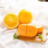 Some By Mi SOMEBYMI Pure Vitamin C V10 Cleansing Bar 106gr