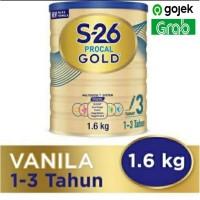 (GOJEK/GRAB) Procal Gold S26 tahap 3, ukuran 1.6kg