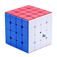 Rubik 4x4 YJ MGC Magnetic 4x4 Stickerless Original