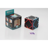 Rubik Skewb - Moyu Meilong Skewb - Sticker Carbon