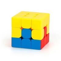 Rubik 3x3 Moyu Teaching Series Concave Convex 3x3 Stickerless Original