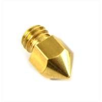 Brass Nozzle Head Printer 3D 0.4 mm | filament 1.75 mm