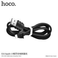 HOCO X16 Elfin Kabel Charger Lightning Iphone 5 5s 6 6s 7
