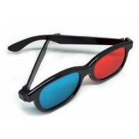 3D Glasses Plastic Frame / Kacamata 3D Dimensi
