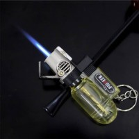 R0558 Korek Api Gas Mancis Gas Torch Flame Anti Angin Outdoor