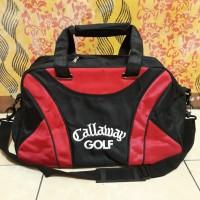 Boston Bag Callaway Golf atau Tas Pakaian Brand Callaway Golf