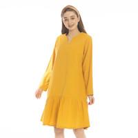 Vila Dress Beatrice Clothing - Dress Wanita