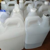 JERIGEN 5 liter BEKAS BERSIH / JERRY CAN 5L