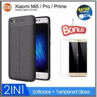 Case Xiaomi Mi5 SoftCase Mi 5 Pro Prime Casing Cover