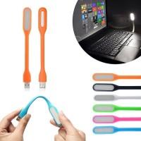USB LED Light Lampu USB Lentur Flexible Stick Lamp Lampu Baca Darurat