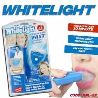 Whitelight Original 1 Set Siap Pakai | Pemutih Gigi Ampuh Permanen ORI