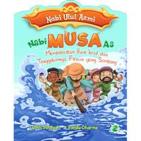 Buku Cerita anak Islami - Seri Nabi Ulul Azmi - zikrul kids