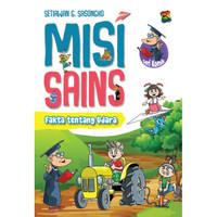 Buku Komik Anak - Seri Misi sains - Bestari kids
