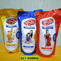 Lifebuoy Body Wash Refill 900 Ml / Sabun Cair