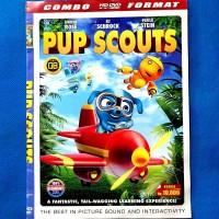 Kaset DVD Film Animasi Pup Scouts Movie