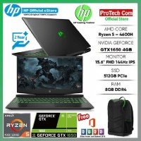 HP PAVILION GAMING 15-EC1016AX R5-4600H 8GB 512GB GTX1650 4GB 144HZ