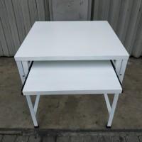 Meja Kantor / Meja Komputer Model Laci Bongkar Pasang