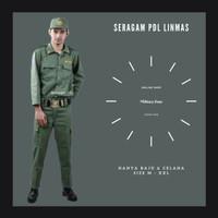 Promo Tokopedia SERAGAM LINMAS / HANSIP / SETELAN / MURAH