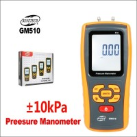 Manometer Benetech GM510 Pressure Gauge Digital Differential GM-510