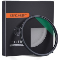 KNF CONCEPT Filter CPL Slim Green Coated - 77mm - Hoya Quality Filter