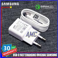 Charger Samsung A9 2018 ORIGINAL 100% Fast Charging USB C 15 Watt