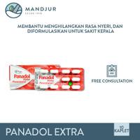 Panadol Extra - Meredakan Sakit Kepala dan Sakit Gigi
