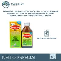 Nellco Special - Obat Flu dan Batuk, Pereda Sakit Kepala / Demam