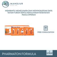 Pharmaton Formula - Suplemen Penambah Energi dan Stamina Tubuh