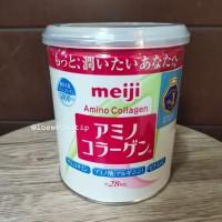 Meiji Amino Collagen Kaleng 500