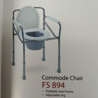 Commode chair fs 894 Onemed / Kursi BAB